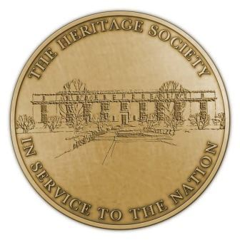 Heritage Society Medal