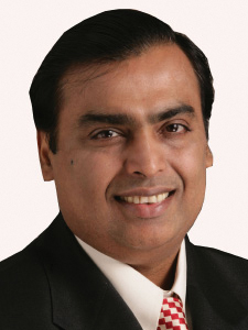 Mr. Mukesh D. Ambani