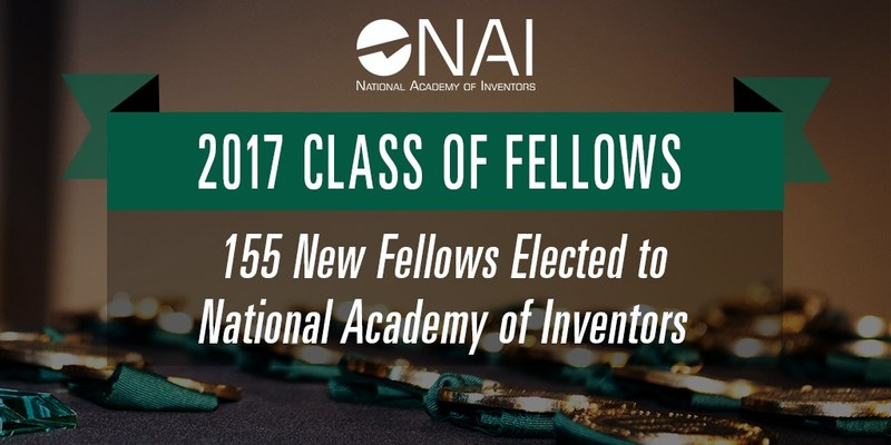 NAE President C. D. Mote, Jr. and 23 NAE Members Elected to 2017 Class of National Academy of Inventors Fellows