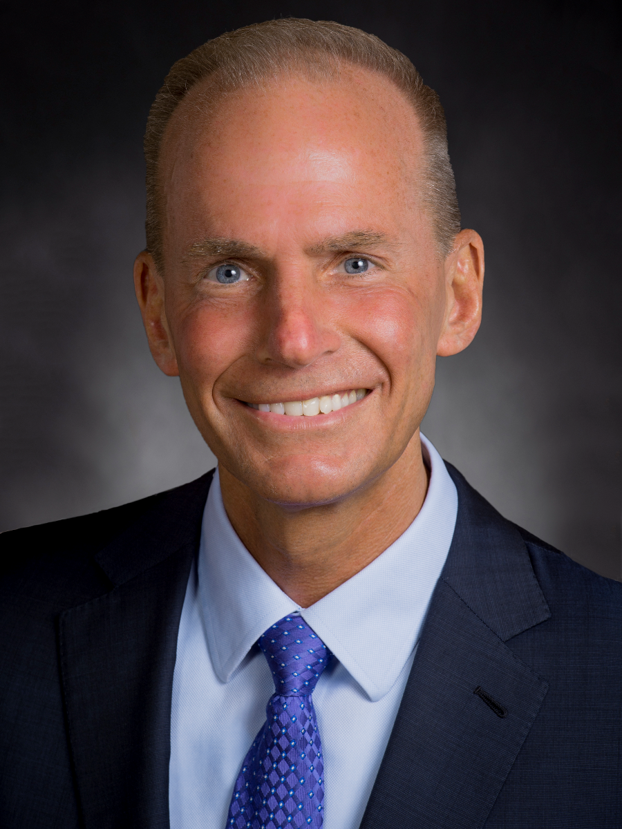 Mr. Dennis A. Muilenburg