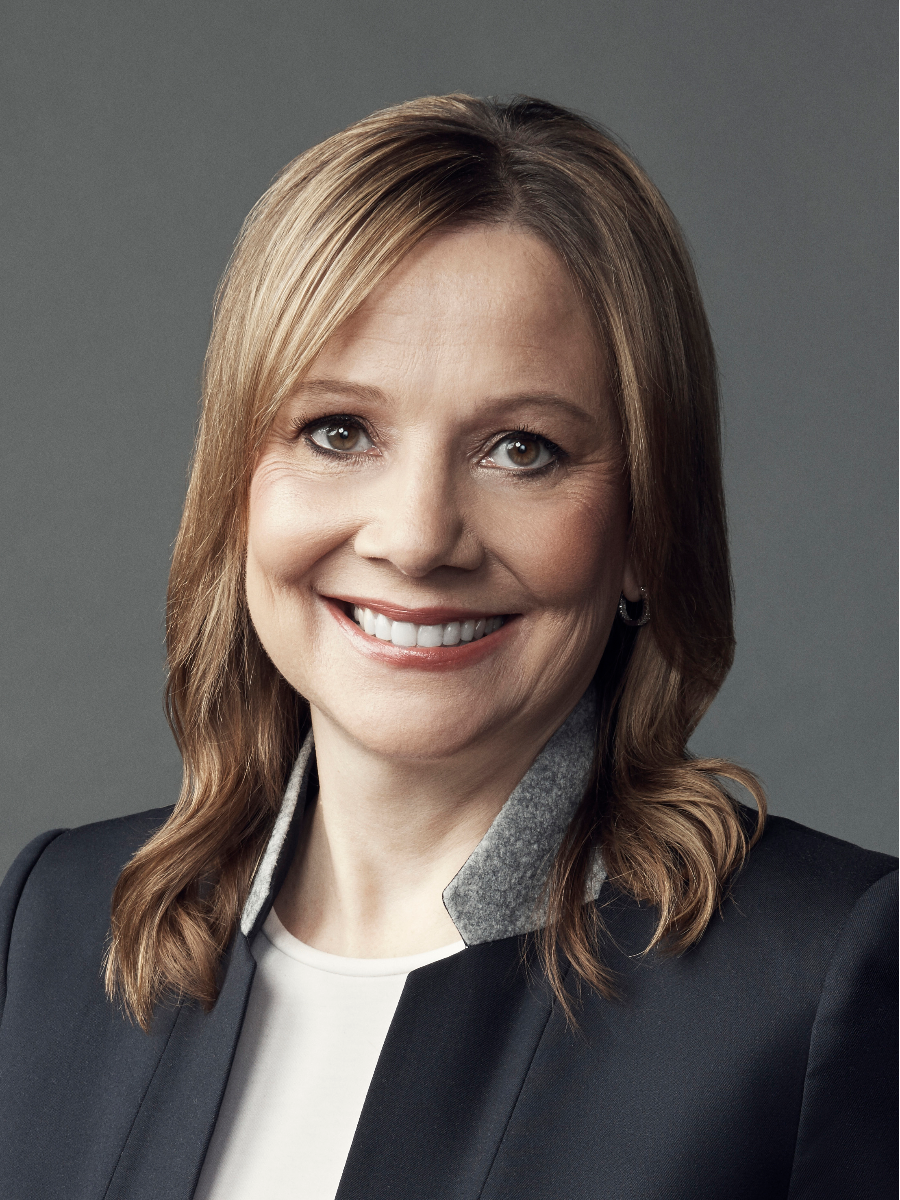 Mrs. Mary T. Barra