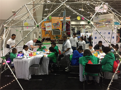 2018 USA Science and Engineering Festival Photo 1