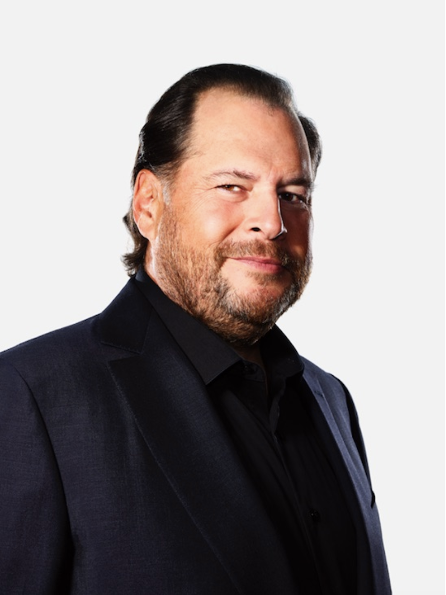 Mr. Marc R. Benioff