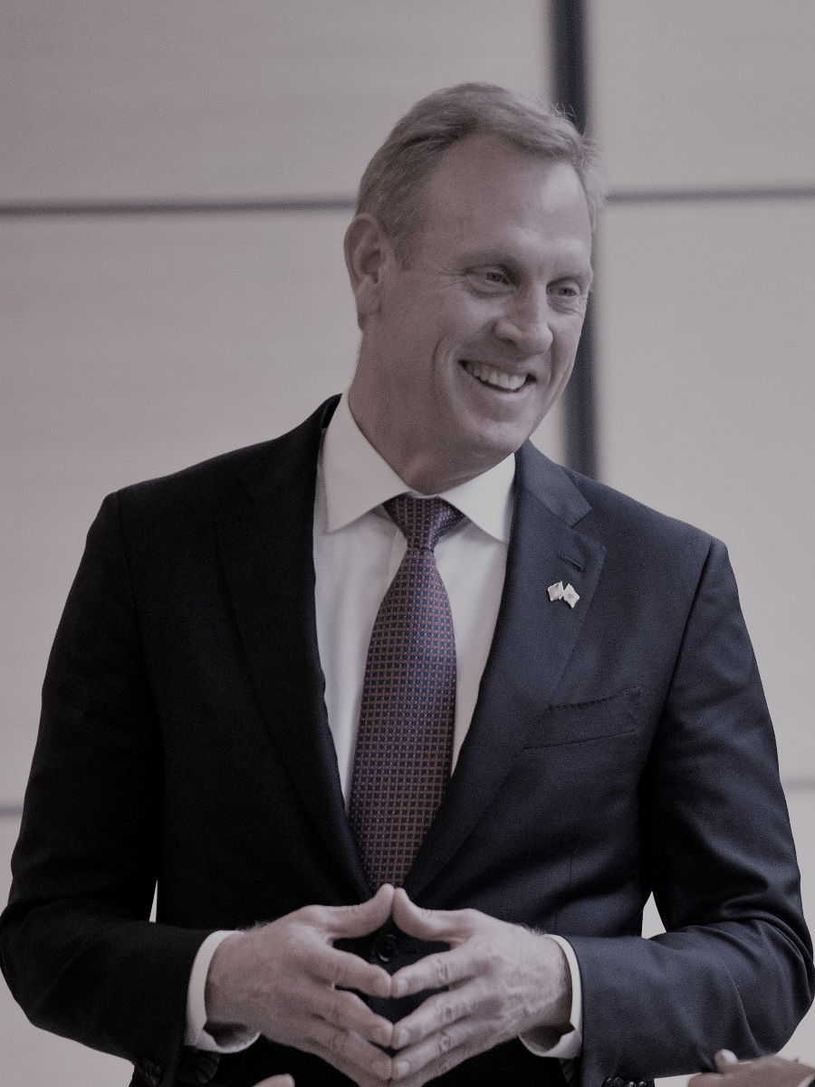 The Honorable Patrick M. Shanahan