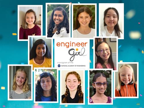 EngineerGirl Announces 2020 Writing Contest Winners