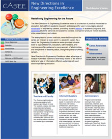 New Directions in Engineering Excellence homepage