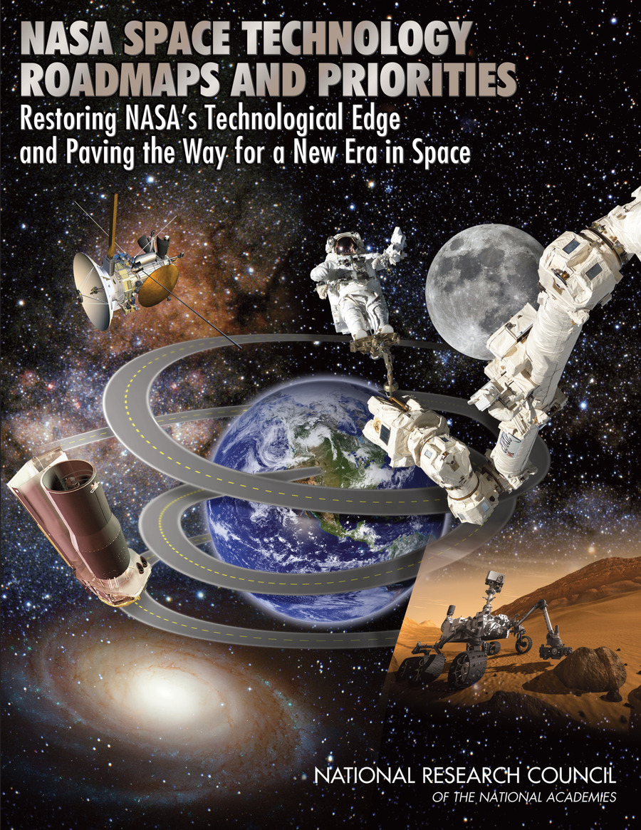 NAE Website - NASA Space Technology Roadmaps and Priorities: