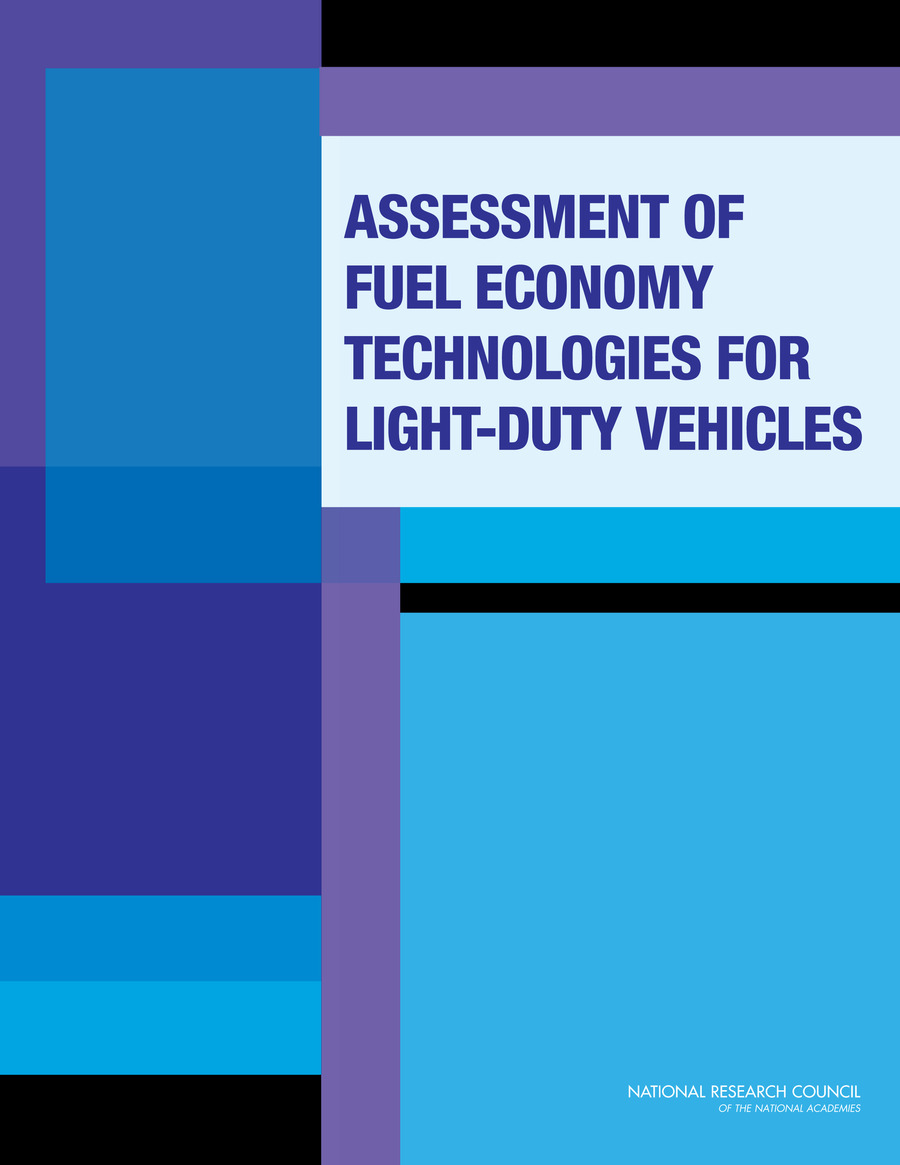 NAE Website - Assessment of Fuel Economy Technologies for